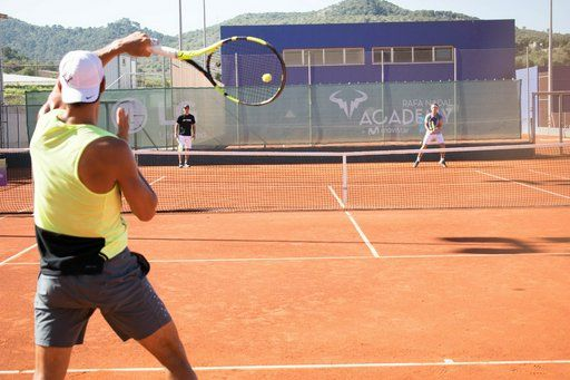 Fantasticoh! | Rafael Nadal | Rafa #Nadal has a 58-4 career record in Monte-Carlo with a tournament record 9 titles. Vamos por mas Rafa! (📷 Getty Images) #rafaelnadal #rafanadal #kingofclay #tenis #tennis #atpworldtour #atp #montecarlo #montecarlomasters #vamosrafa @rafaelnadal