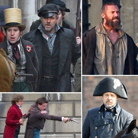 Les Miserables - Ridiculously excited for this movie!!!