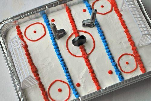 hockey Birthday Ideas