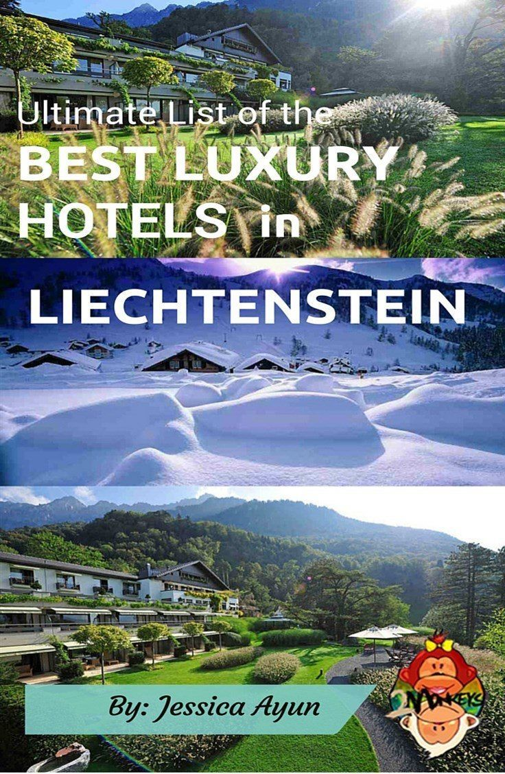 This article compiled the Best Luxury Hotels in Liechtenstein – Best Luxury Hotels in Vaduz, Best Luxury Hotels in Triesen, Best Luxury Hotels in Balzers, and Best Luxury Hotels in Triesenberg.