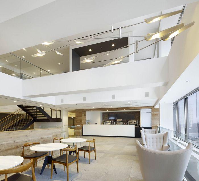 FCB Chicago Offices Corporate InteriorsChicago IllinoisOffice DesignsDesign