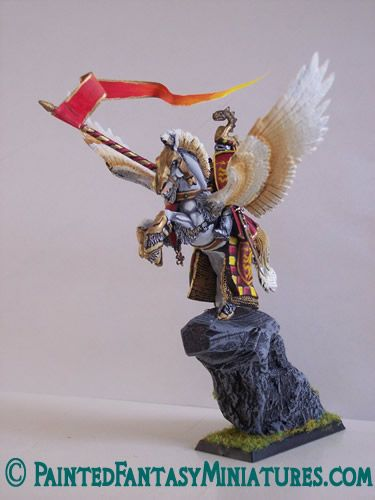 Pegasus Gallery - All Images © Painted Fantasy Miniatures