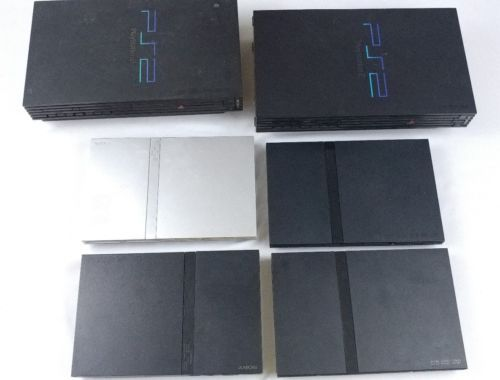 Sony PS2 Playstation 2 2 Fat & 4 Slim Consoles for Parts/Repair - Lot of 6: $49.95 End Date: Wednesday Sep-20-2017 22:44:41 PDT Buy It Now…