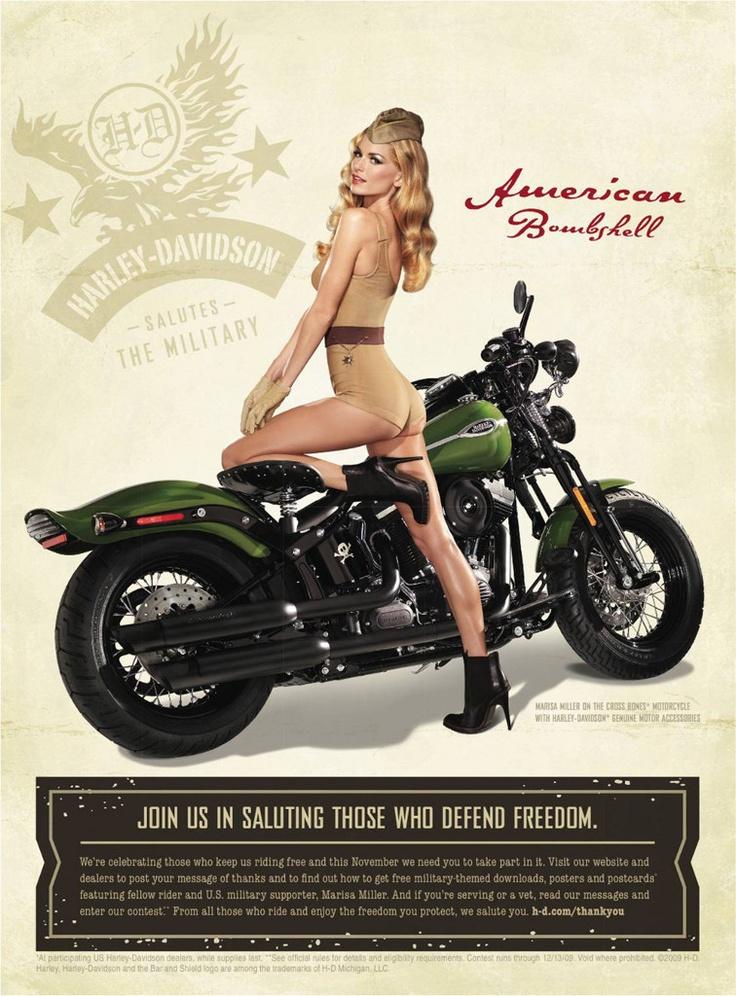 harley davidson biker babes graphics