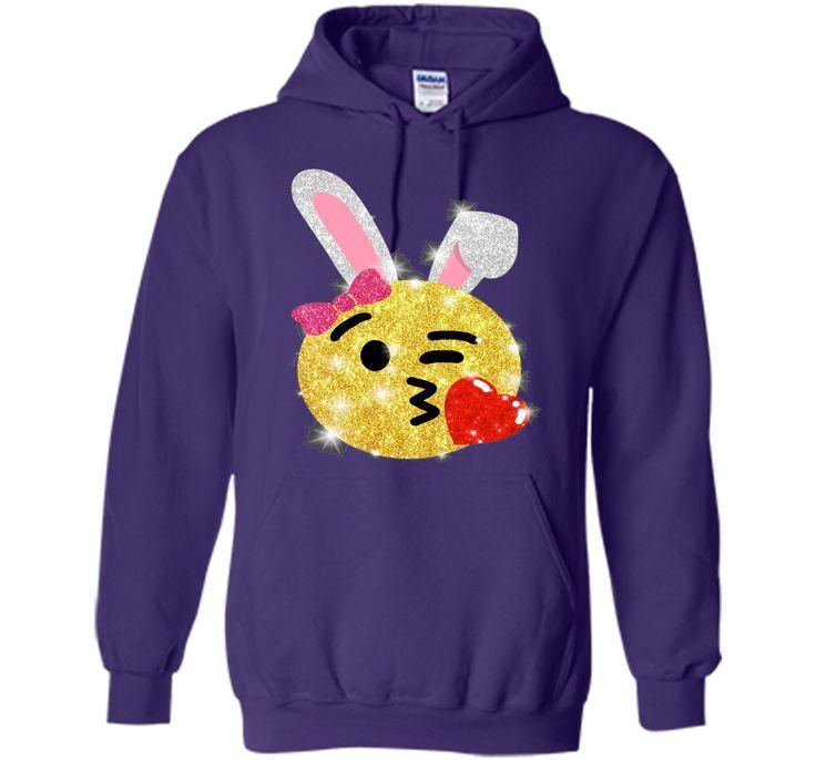 Easter Bunny Emoji Shirt