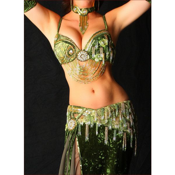 Belly Dance Costumes for Sale ❤ liked on Polyvore featuring costumes, belly dancer costume and belly dancer halloween costume