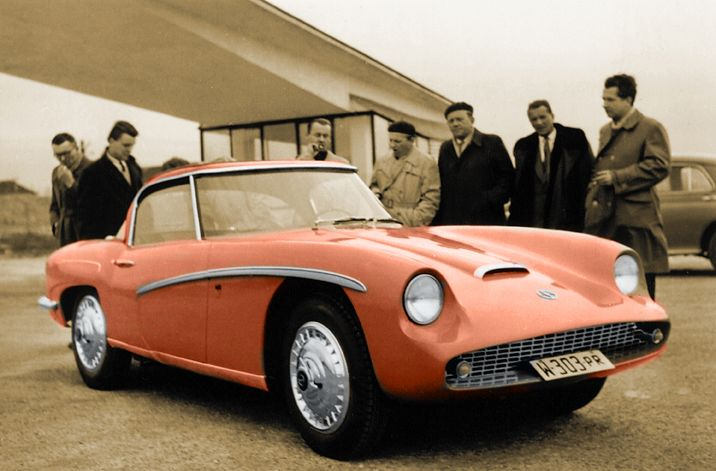 Syrena Sport - polish - never in production :(