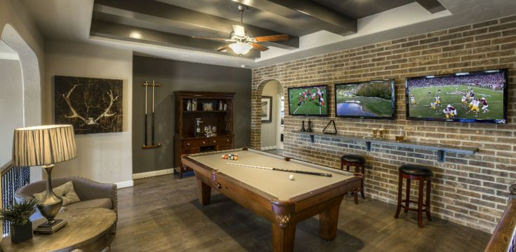 Man Cave Brick Wall Ideas : Ashton woods homes bethanylocated insweetwater w austin
