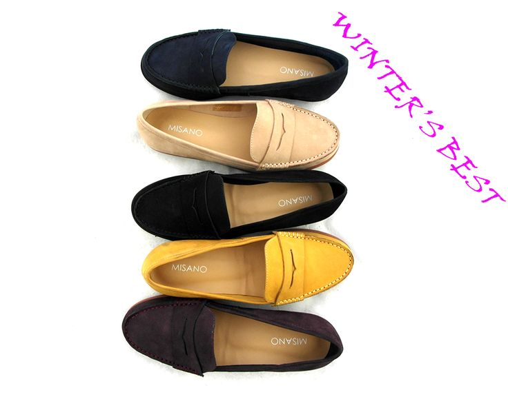 Brentwood: comfort in all colours! Misano Shoes Winter 2015