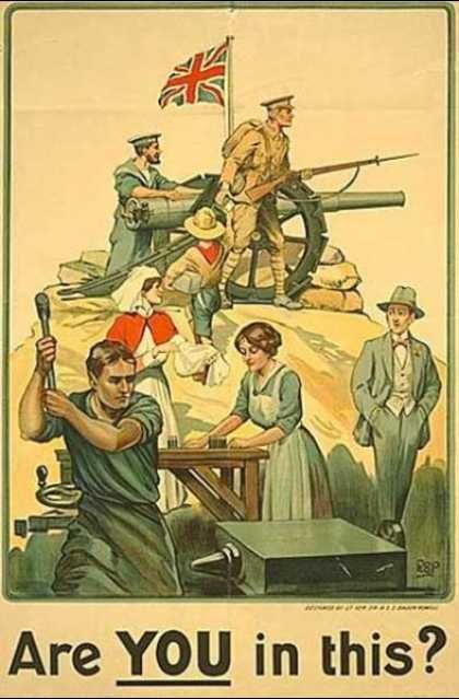 Are you in this? australian WW1