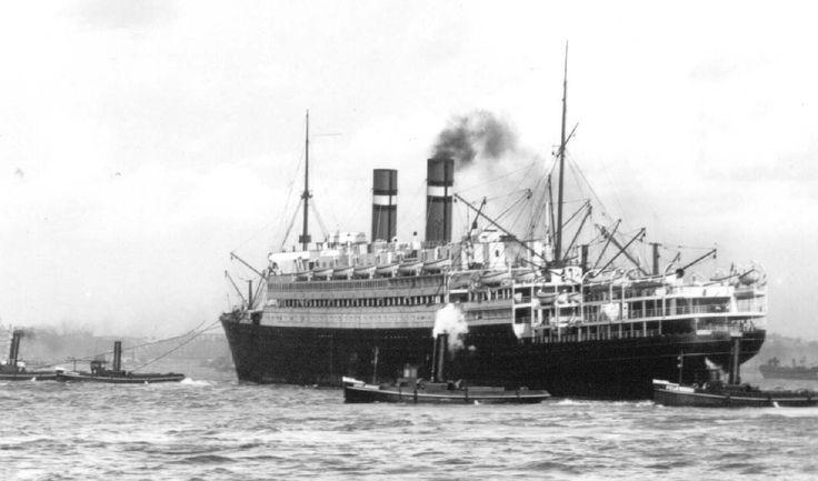 SS Rotterdam 1908 | Rotterdam41908-1d