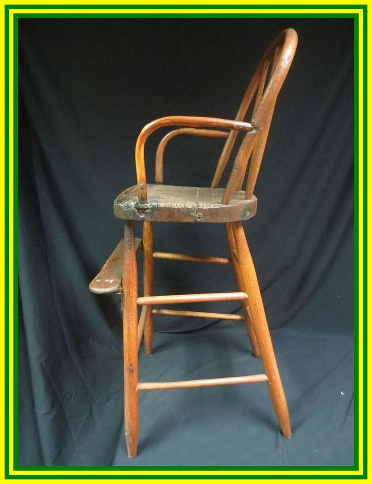 78 reference of high chair rocker antique in 2020
