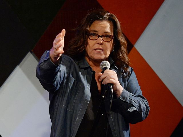 ROSIE O'DONNELL CALLS FOR MARTIAL LAW TO DELAY TRUMP INAUGURATION