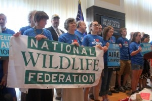 Hundreds Pack EPA Hearing Calling for Climate Action : Wildlife PromiseHearing Call, Wild Alive, Earthshar Members, Wildlife Promise, Climate Action, Epa Hearing, Environmental Issues, Hundreds Pack, Pack Epa