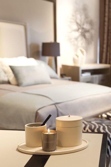 Adriana Hoyos Showroom Bedroom Contemporary Furnituredesign