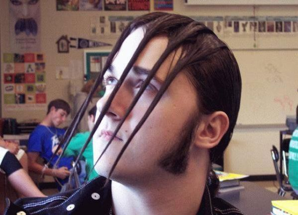 Outstanding 1000 Images About Haircuts Fails On Pinterest Short Hairstyles Gunalazisus