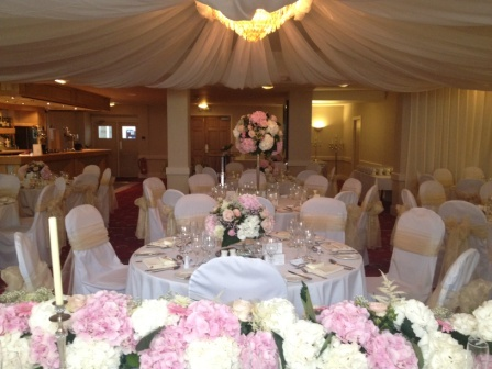 Weddings at the Glendower http://www.glendowerhotel.co.uk/