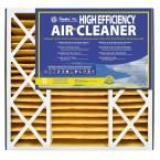 20 in. x 20 in. x 3 in. Air Cleaner Merv 11 Pleated Air Filter (Case of 3)