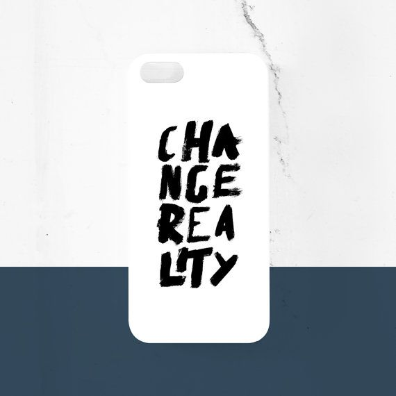 Greek Philosophy Change Reality Hand Lettering by MessProject #Greekphilosophy #brush case #reality