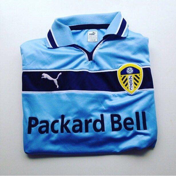 Vintage puma Leeds United shirt - link in bio #Leeds #Leedsunited #lufc #ellandroad #packardbell #puma #football #footballshirt #retro #retroshirt #retrofootball #retrofootballshirt #classickit #classicfootball #classicfootballshirt #premiership #premierleague #soccer #soccerjersey #90s #90spuma #90sfootball #90sfootballshirt #90svintage #vintagesportswear