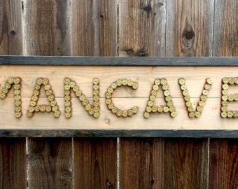 Personalized Shotgun Shell Sign by USammoart on Etsy