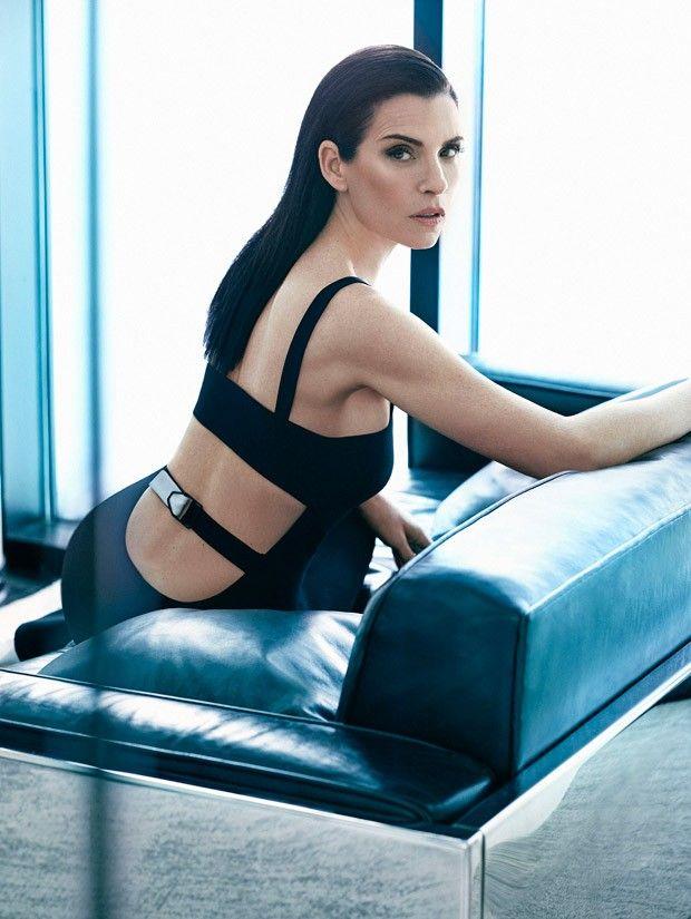 Джулианна Маргулис (Julianna Margulies) в фотосессии для The Edit