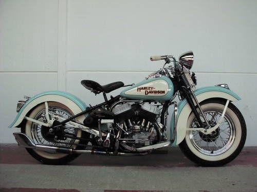 Harley- Davidson WLA Liberator
