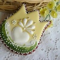 .tulip cookie