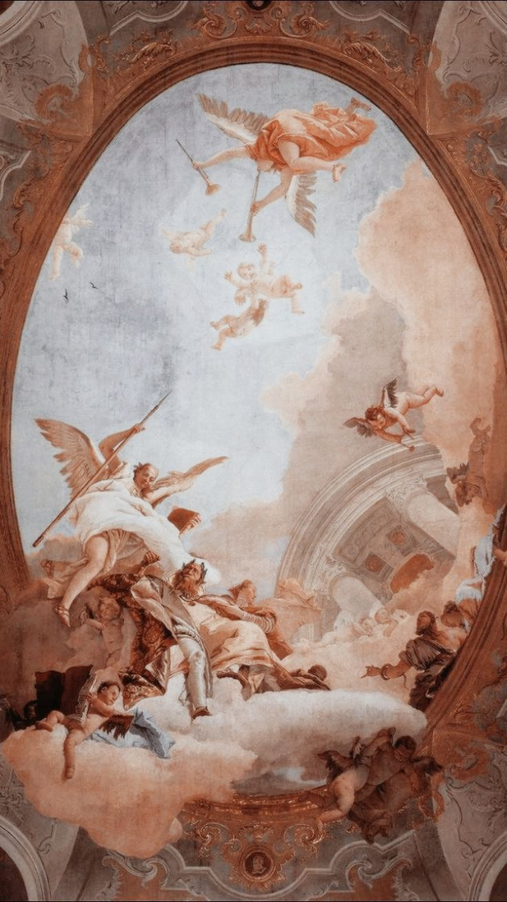 Aesthetic pastel wallpaper, aesthetic wallpapers, tumblr wallpaper. Pin by Julius on background | Renaissance paintings