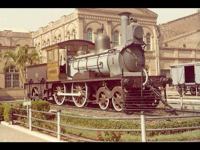 Museu Companhia Paulista de Estradas de Ferro em Jundiahy-SP
