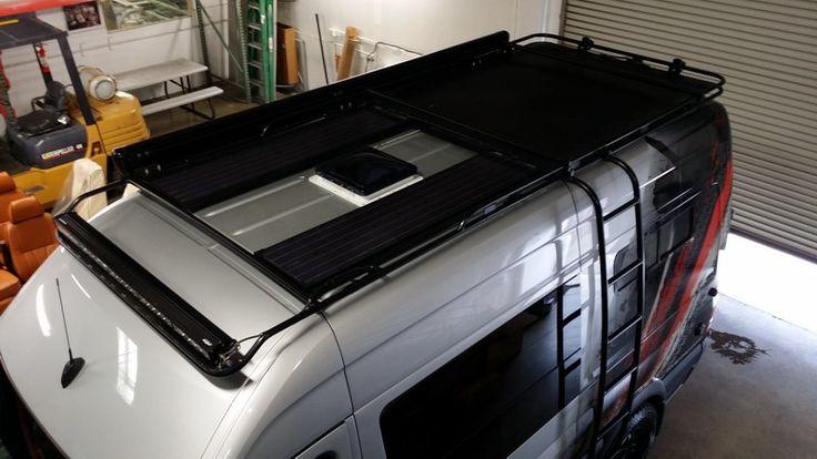 Mercedes Benz Sprinter Rv >> Mercedes Sprinter Custom RV Conversion | Mercedes-Benz Sprinter Van Conversions | DIYBish ...