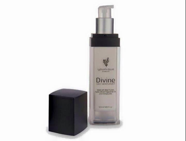 Divine daily moisturiser ...