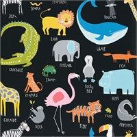 Animal Magic Tutti Frutti/blackboard