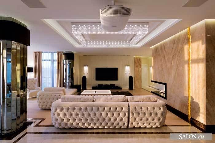 TOSCONOVA tufted sofa