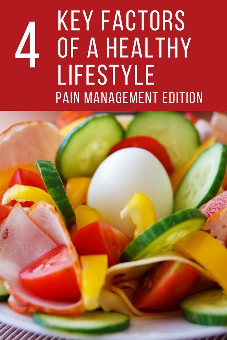 Key Factors of a Healthy Lifestyle - Pain Management Edition http://www.apexmedicalcenter.com/blog/healthy-lifestyle-pain-management-edition #healthyliving #wellness #healthylifestyle #healthy