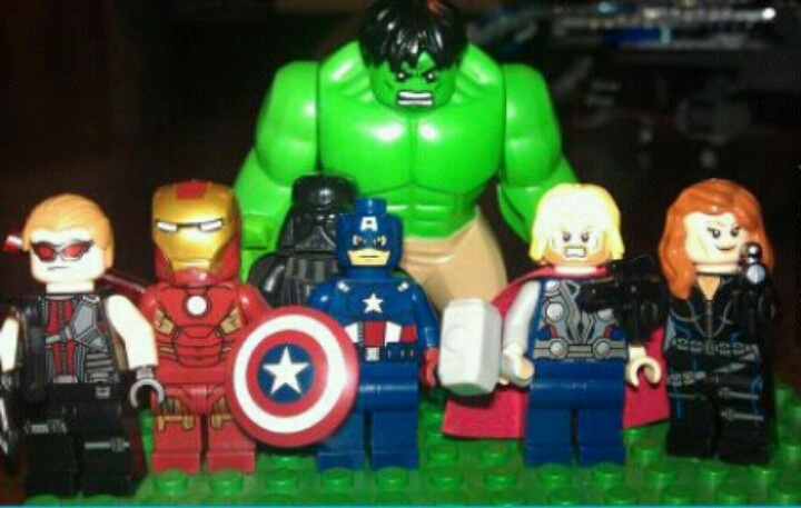 The 25+ best Lego marvel's avengers ideas on Pinterest ...