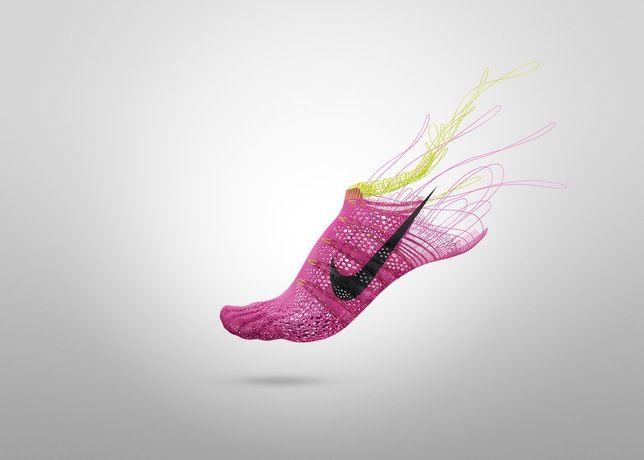 NIKE, Inc. - Second skin fit and ultra-soft Lunarlon combine in Nike