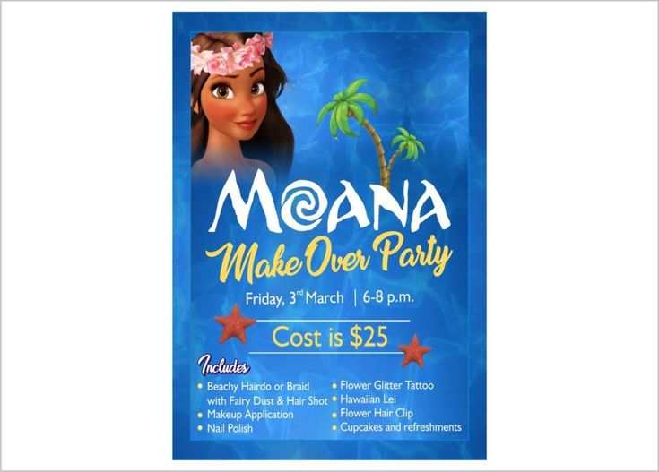 Moana Make One Party Flyers & Leaflets designed by Printpedia.co.uk . Get in Touch with us for Flyers & Leaflets for your business.  Call us : 020 800 46 800  #flyers #design #graphicdesign #leaflets #london #kent #manchester #chelsea #bucks #miltonkeynes #shoreditch #oxfords
