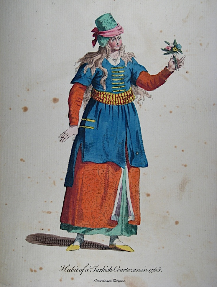 turkish courtesan