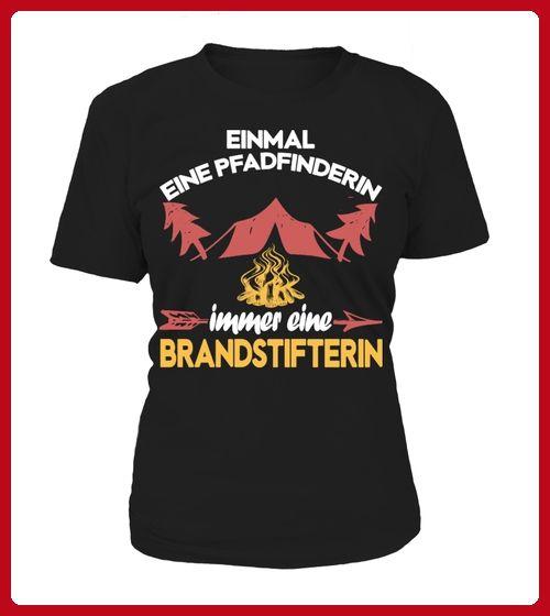 EINMAL EINE PFADFINDERIN - Shirts für zelter (*Partner-Link)