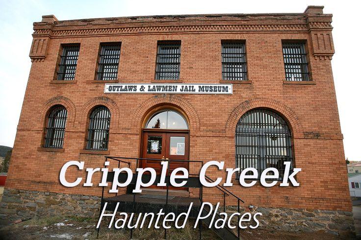Haunted Cripple Creek, Colorado – Ghost Tours & Haunted Locations