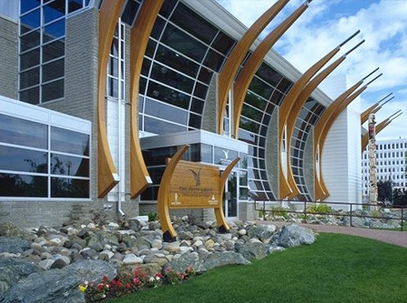 Two Rivers #Art Gallery in Prince George is not your typical gallery..... #BC #Travel