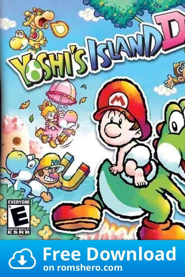 Download Yoshi S Island Ds Evlchiken Nintendo Ds Nds Rom