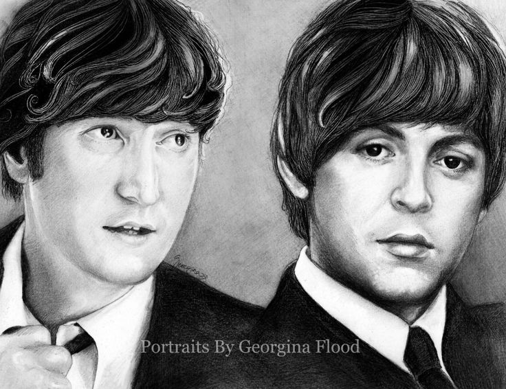 a report on the beatles the role of paul mccartney and john lennon The first media report of lennon's death to a us  lennon's former bandmate paul mccartney was leaving an  (also published as the murder of john lennon, .