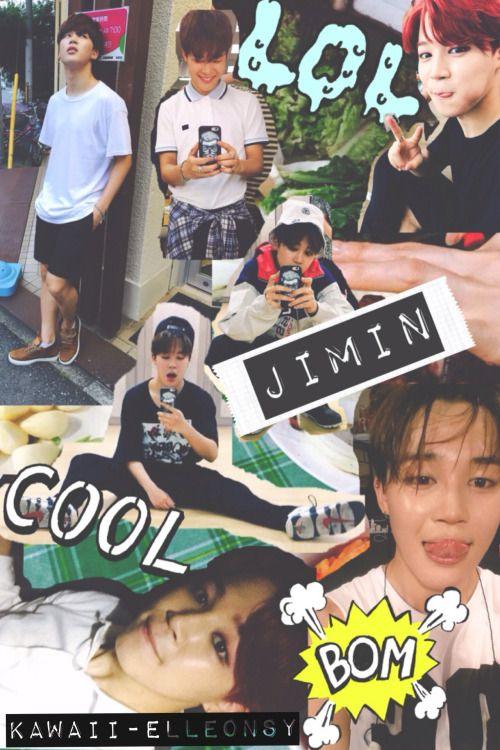 Resultado de imagem para jimin collage