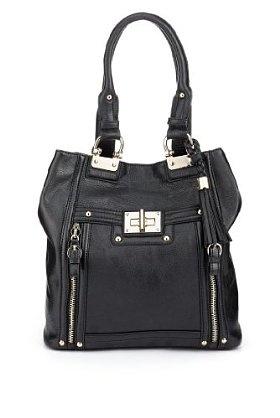 Turn Lock Tote Bag - Marks & Spencer