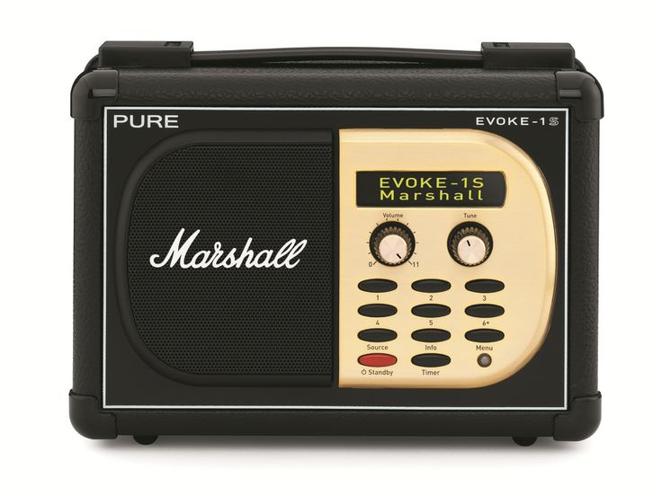 WIN! 5 Pure EVOKE-1S Marshall DAB radios worth £119.99 each | TechRadar has once again joined forces with UK DAB radio giant Pure to give away some ultra cool digital radios. Buying advice from the leading technology site