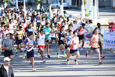 Este martes la carrera de relevos de fiestas patrias en Viñedos Ribier ~ Ags Sports