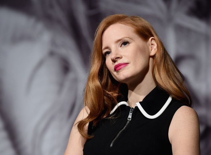 """Jessica Chastain Says a Male Director Once Told Her to Talk Less About """"Women Stuff"""""""
