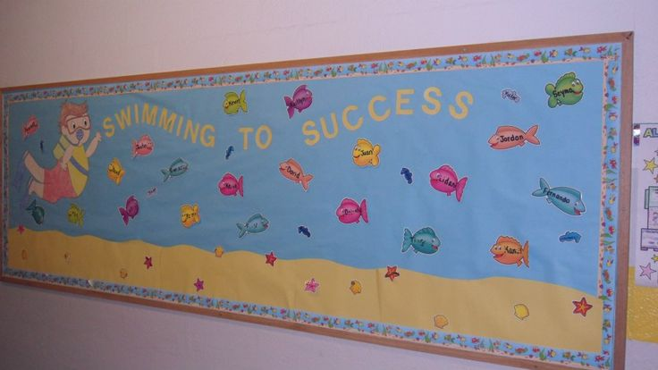 Best 25+ Summer Bulletin Boards Ideas On Pinterest